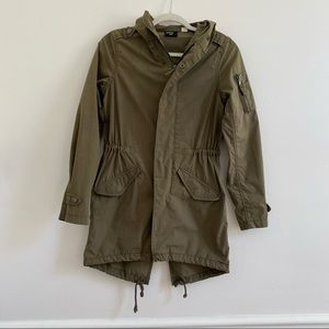 Urban Outfitters BDG Army Green Utility Jacket- XS